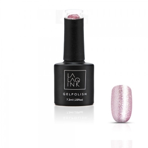 STRAWBERRY DAIQURINI Hybrid nail polish LaLaqInk, 7,3 ml